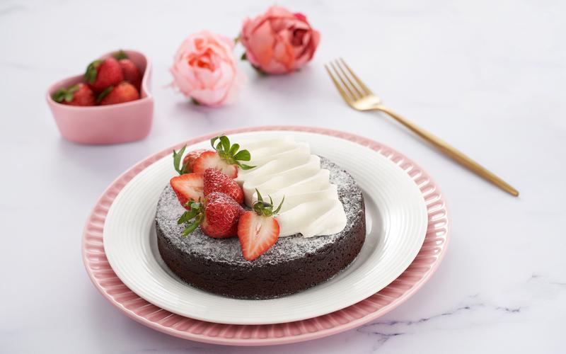 濃朱古力蛋糕