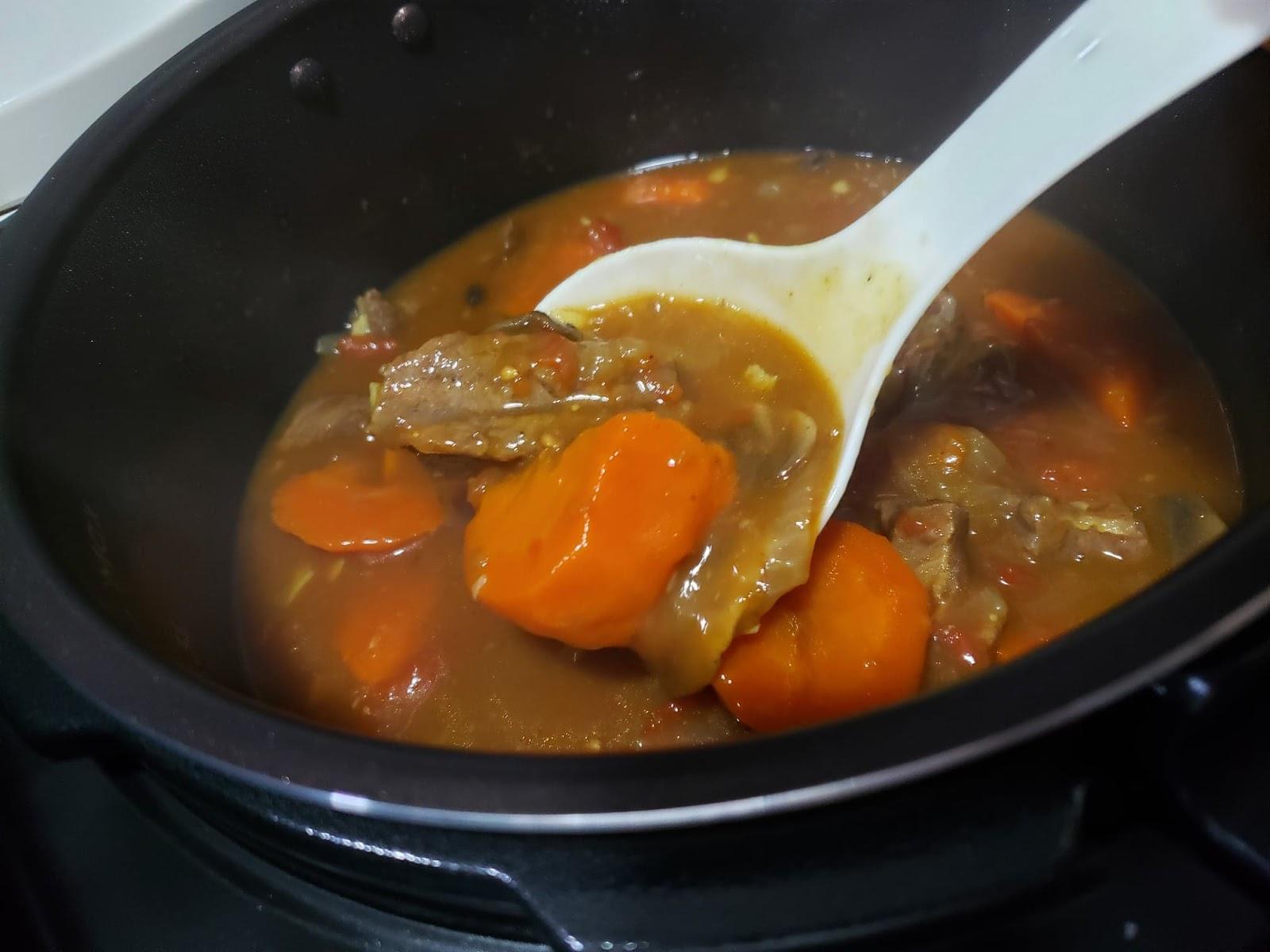 【家常食譜】蕃茄咖哩牛肋條
