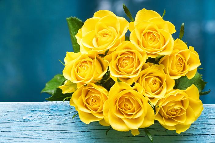 慶祝周年紀念要送什麼花?告訴你結婚周年紀念名稱及對應花語氹另一半! 結婚45周年
