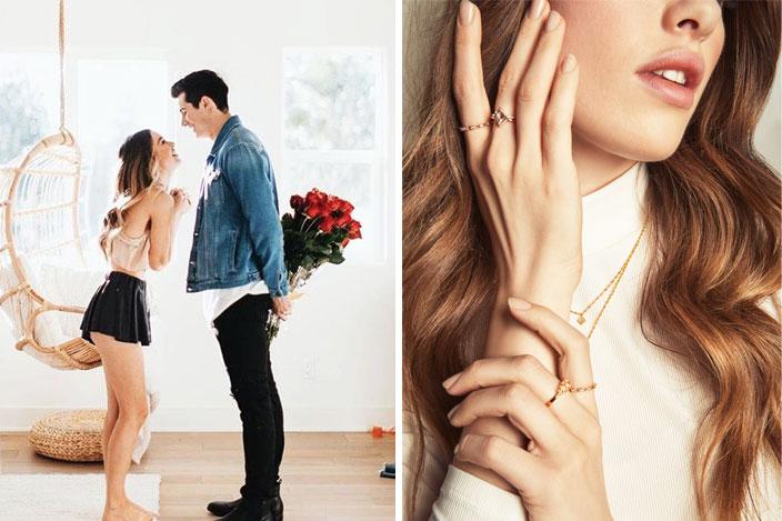 【情人節禮物2021】完美男友要準備的小心思!12款讓女生心動的名牌項鏈、手鐲 情人節禮物2021 12款讓女生心動的名牌項鏈、手鐲