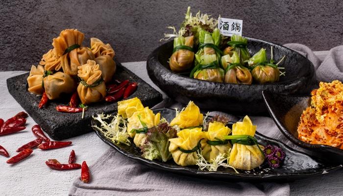 火鍋熱點「酒鍋」首度推出滋味雞煲系列/自家製炸物/手工餃子 在火鍋配料方面,「酒