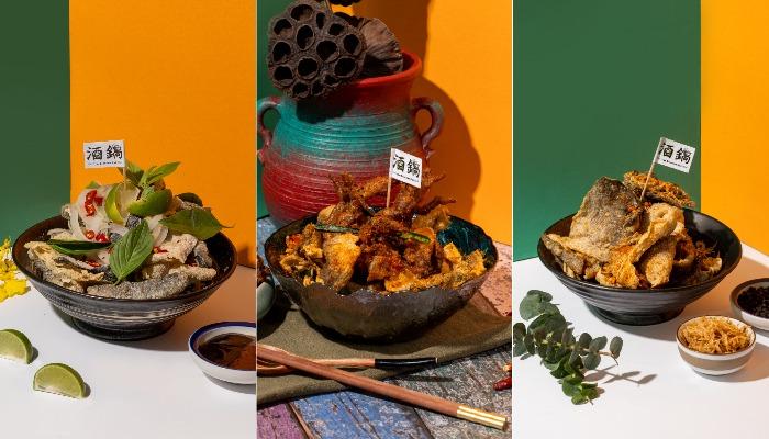 火鍋熱點「酒鍋」首度推出滋味雞煲系列/自家製炸物/手工餃子 另外「酒鍋」的廚藝團