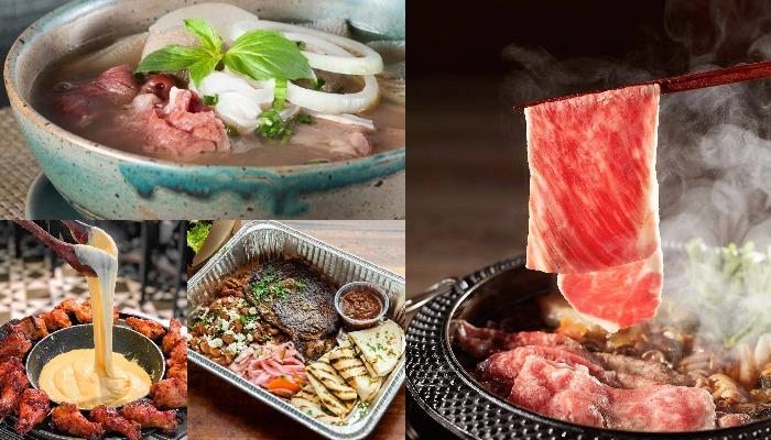 【外賣優惠】中西越日韓餐廳外賣自取或直送  優惠低至75折 疫情持續,已實施夜晚
