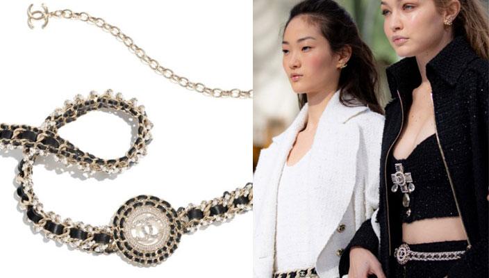 【秋冬必備潮流單品】時尚KOL顯瘦穿搭秘訣!18款入門級時尚品牌LOGO皮帶 Dior 30 MONTAIGNE belt