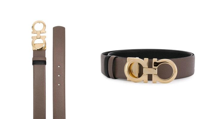 【秋冬必備潮流單品】時尚KOL顯瘦穿搭秘訣!18款入門級時尚品牌LOGO皮帶 Tory Burch logo buckle belt