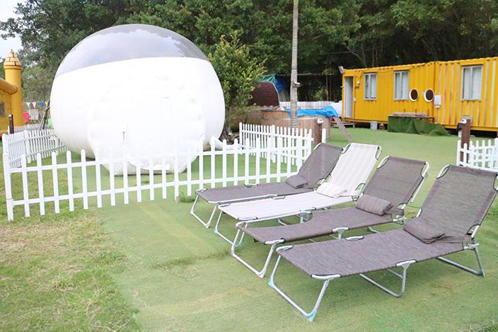 【香港露營渡假】5個情侶Glamping露營地點推介 在大自然中仰望夜空 4.