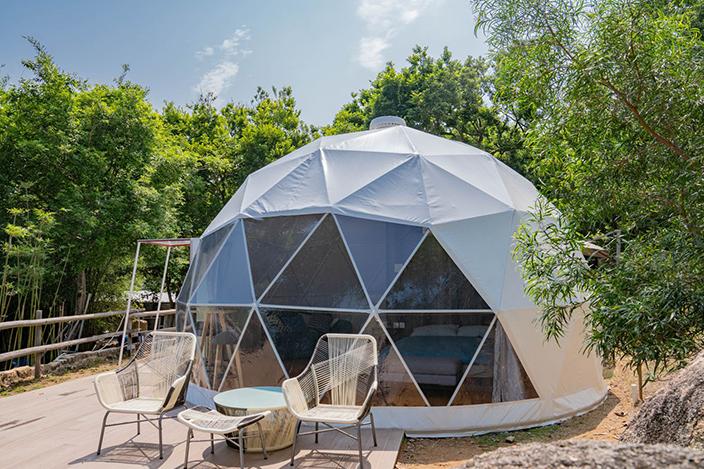 【香港露營渡假】5個情侶Glamping露營地點推介 在大自然中仰望夜空 5.