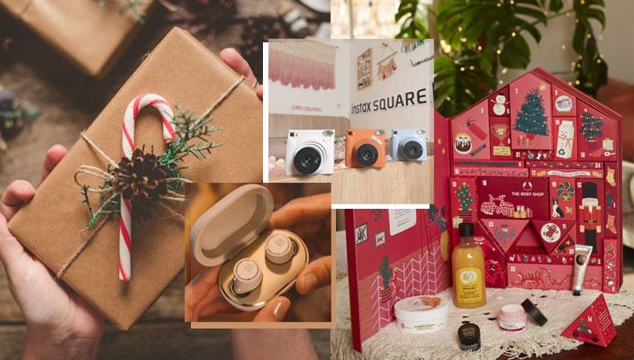聖誕禮物|編輯開箱直播|12款送給男朋友/女朋友的聖誕禮物推薦|電子產品、時尚配