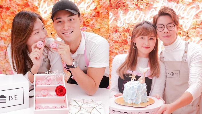 【2021甜入心禮物】推介7間少女心自助烘焙店 零廚藝情侶輕鬆整蛋糕! (IG@bakebe_hk.)這間自助烘焙店最特別的地方,就是它是全港唯一一間有設有APP教學服務的烘焙店。作為烘焙新手的情侶們