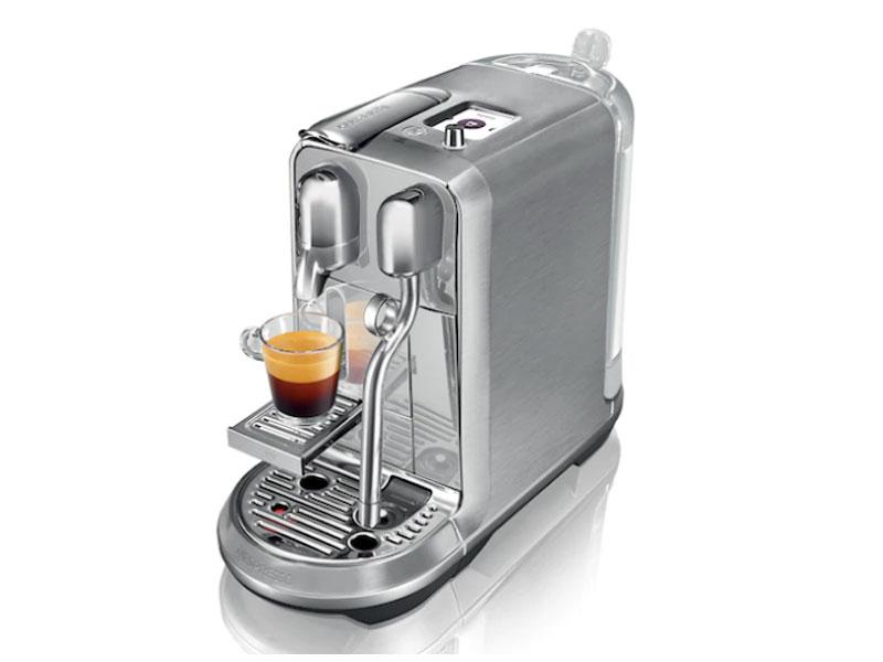 【2021電子產品禮物推薦】男朋友/老公最想收到的驚喜生日禮物 9. 男朋友老公驚喜電子產品生日禮物:Nespresso Creatista Plus 咖啡機>>>產品詳情<&