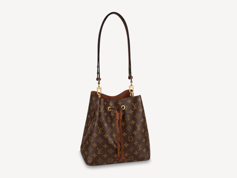 2021年Chanel 、Louis Vuitton、Celine宣佈再加價|15款最值得投資的經典款手袋 Louis Vuitton NÉONOÉ MM HK$15,000(按此購買)