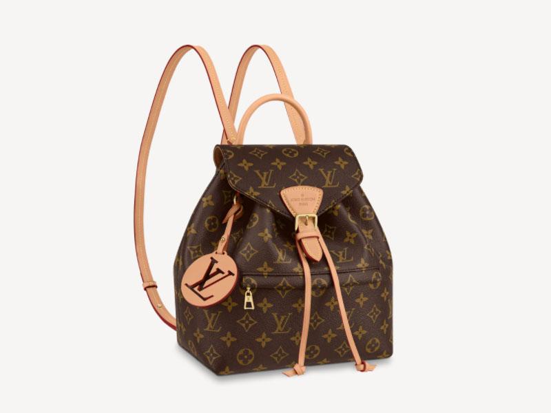 2021年Chanel 、Louis Vuitton、Celine宣佈再加價|15款最值得投資的經典款手袋 Louis Vuitton MONTSOURIS PM HK$19,300(按此購買)