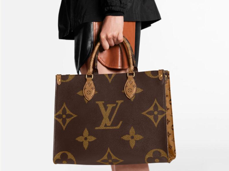 2021年Chanel 、Louis Vuitton、Celine宣佈再加價|15款最值得投資的經典款手袋 Louis Vuitton ONTHEGO MM HK$23,300(按此購買)