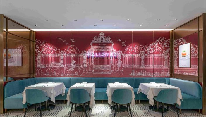 【生日、拍拖、慶祝周年紀念日】情調行先!令約會加分的特色餐廳推介 14. 生日/周年慶祝餐廳推介:DALLOYAU約會講求浪漫情調,而提到浪漫總會讓人聯想到花都巴黎。這個情人節,不如就和另外一半到百年