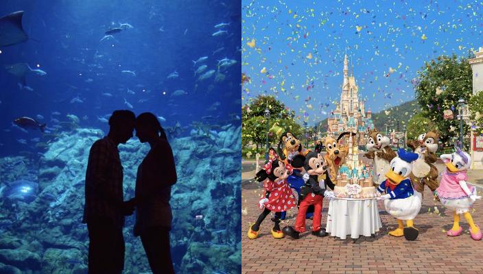 【主題樂園網上預約攻略】海洋公園香港迪士尼門票優惠一覽