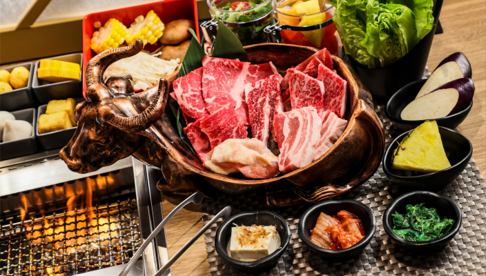 燒肉放題/定食2021丨食肉獸必試韓燒丶日式燒肉!$348起任食極上和牛燒肉 燒肉放題2021_韓燒放題