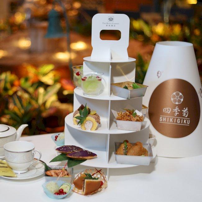 【2021下午茶外賣優惠】在家嘆4層架Tea Set 半島、四季、文華、Gran