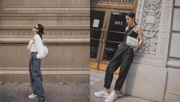 【白色手袋 2021】 跟女神及KOL入手純白色手袋  氣質即時提升! DIOR Lady Dior Dioramour 白色手袋