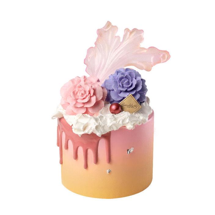 母親節蛋糕2021丨精選8款餅店丶酒店蛋糕 !半島果醬蛋糕丶La Famille戚風蛋糕 更多Twinkle Baker Décor蛋糕款式:花漾曼舞丨HKD$412
