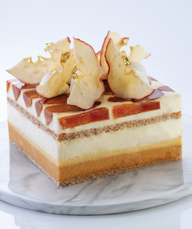 生日蛋糕推薦2021丨打卡生日蛋糕推介!獨角獸蛋糕丶彩虹戚風蛋糕 蘋果焦糖蛋糕H