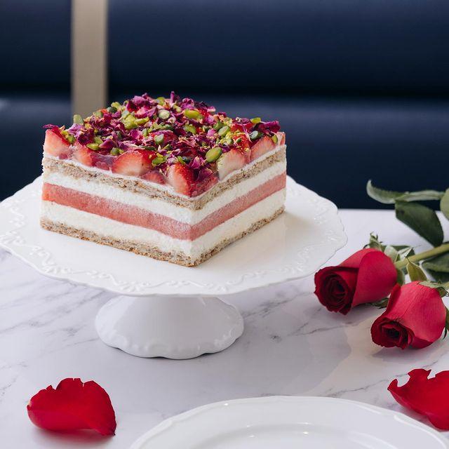 生日蛋糕推薦2021丨打卡生日蛋糕推介!獨角獸蛋糕丶彩虹戚風蛋糕 招牌草莓西瓜蛋糕 HKD$398起