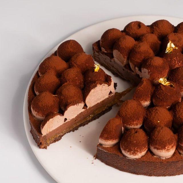 生日蛋糕推薦2021丨打卡生日蛋糕推介!獨角獸蛋糕丶彩虹戚風蛋糕 純素朱古力焦糖
