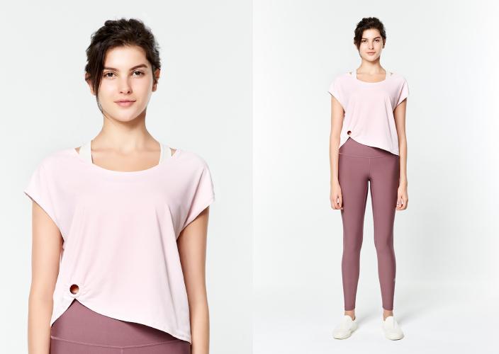 7大外國、台灣及本地瑜伽服品牌推介 附挑選瑜伽褲及運動內衣小貼士 Bertii Spot You A Lot TopLespiro包含跑步、網球等戶外運動適用的產品,運動服多元舒適且專為