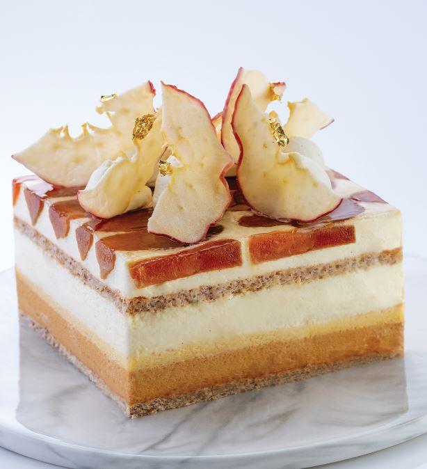 生日蛋糕推薦2021丨打卡生日蛋糕推介!獨角獸蛋糕丶彩虹戚風蛋糕 蘋果焦糖蛋糕HKD$398起
