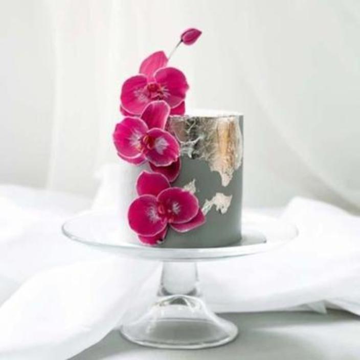 母親節蛋糕2021丨精選8款餅店丶酒店蛋糕 !半島果醬蛋糕丶La Famille戚風蛋糕 更多The Cakery蛋糕款式:ORCHID BLUSH丨HKD$1553.4