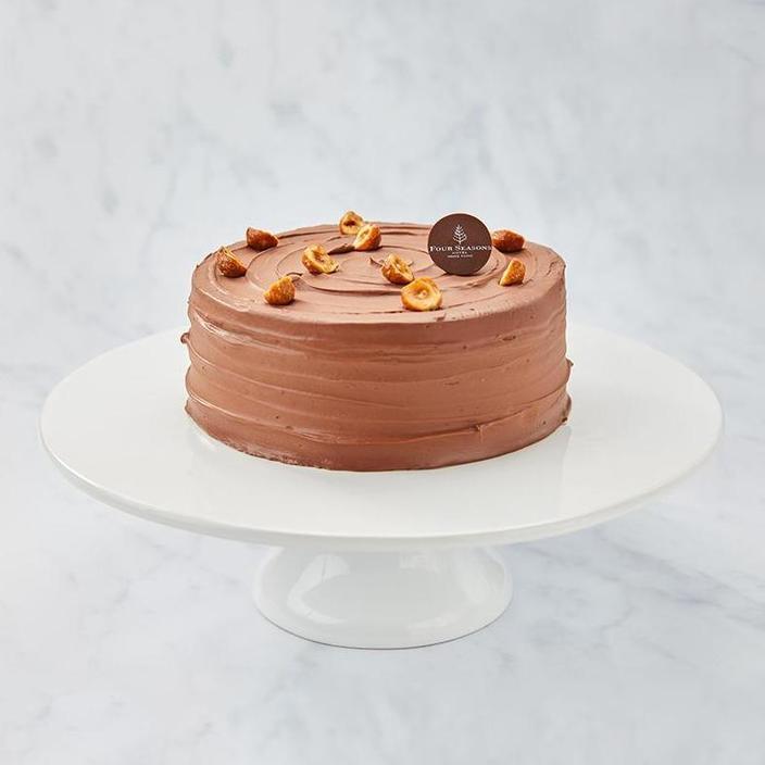 母親節蛋糕2021丨精選8款餅店丶酒店蛋糕 !半島果醬蛋糕丶La Famille戚風蛋糕 沖繩海鹽焦糖朱古力榛子蛋糕丨HKD$420