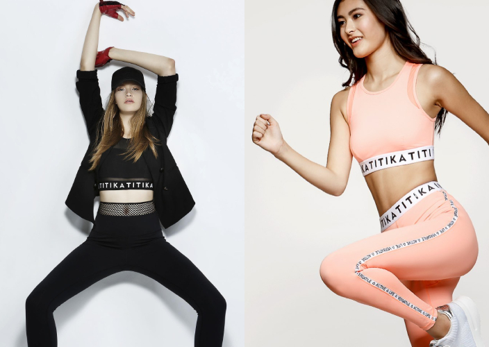 7大外國、台灣及本地瑜伽服品牌推介 附挑選瑜伽褲及運動內衣小貼士 同樣來自加拿大的瑜伽服品牌TITIKA主打高貴高雅路綫。TITIKA瑜伽服的設計新穎,將潮流元素融入運動衣著,剪裁凸顯女性氣質,加上有