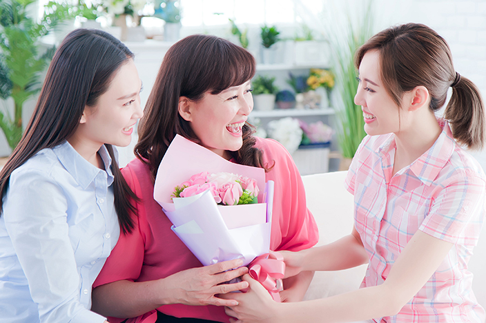 【不一樣的母親節禮物推薦】盤點4大類型媽媽送禮之選  照顧不同媽媽需要