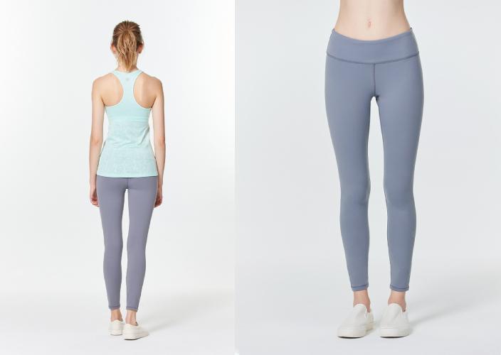 7大外國、台灣及本地瑜伽服品牌推介 附挑選瑜伽褲及運動內衣小貼士 LA-VEDA Twiggy Core PantsBertii屬生活休閒系列,輕鬆休閒的風格,適合居家或假日外出的寬鬆著