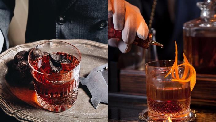 亞洲50大酒吧2021丨盤點9間上榜香港酒吧!瓶裝雞尾酒在家嘆特色Cocktail Caprice Bar特色雞尾酒 1