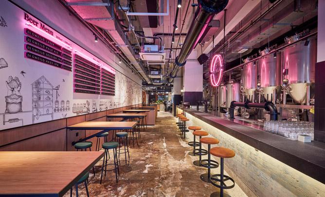 父親節2021丨特色父親節餐廳推介 ! Whisky火焰熟成肉眼丶Fusion創新日本料理 除了會提供英式烤肉之外,GRAIN的最大賣點是將餐廳及釀酒廠兩者合而為一。GRAIN設有Gweilo Bre