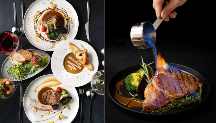 父親節2021丨特色父親節餐廳推介 ! Whisky火焰熟成肉眼丶Fusion創新日本料理 【2021父親節餐廳推介丨歐陸餐廳】父親節餐廳2021丨#1. Steak Art位於北角匯的全新餐廳Ste