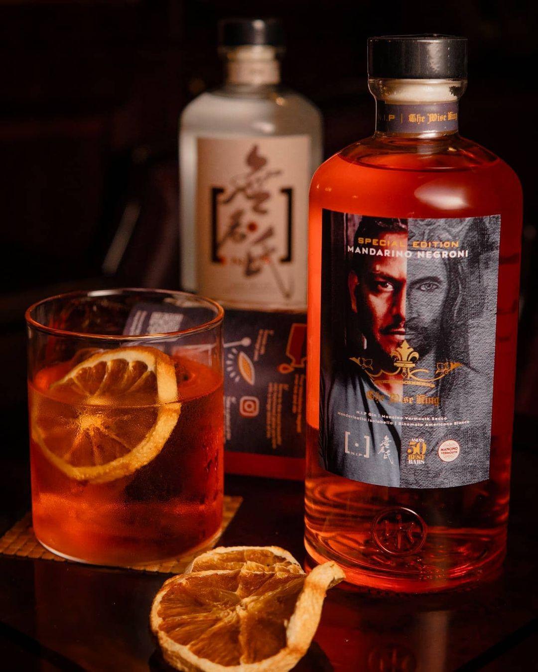 亞洲50大酒吧2021丨盤點9間上榜香港酒吧!瓶裝雞尾酒在家嘆特色Cocktai