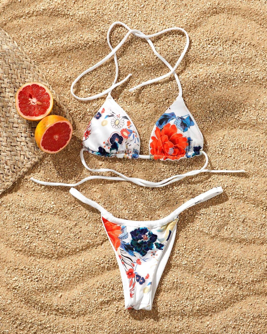 泳衣 比堅尼泳衣顯瘦4大挑選貼士   夏天必備Bikini/連身泳衣品牌推介 M