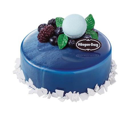 父親節蛋糕2021丨型格限定蛋糕推薦!威士忌酒桶蛋糕丶古董錢七雪糕蛋糕 Häagen-Dazs 「繁星之夜 」蛋糕