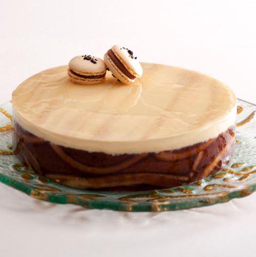 父親節蛋糕2021丨型格限定蛋糕推薦!威士忌酒桶蛋糕丶古董錢七雪糕蛋糕 帝京餅店 Bailey's Cheese Cake