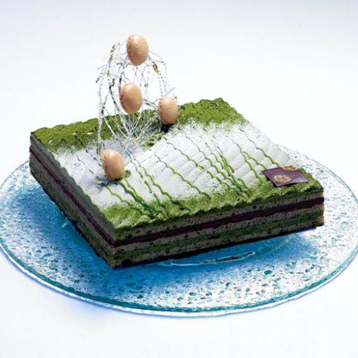父親節蛋糕2021丨型格限定蛋糕推薦!威士忌酒桶蛋糕丶古董錢七雪糕蛋糕 帝京餅店 Green Tea Opera