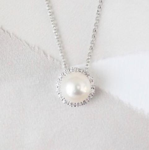 珍珠首飾丨3大日常穿搭造型推介!易襯優雅珍珠飾物精選 【珍珠首飾日常造型推介】珍