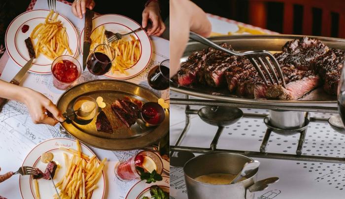 17間令你約會加分的周年紀念餐廳和生日餐廳推介 (持續更新)  La Vache! 太古廣場店營業時間:中午12時至晚上9時45分(星期二至三)