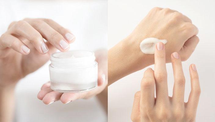 敏感肌護膚品推薦|秋冬轉季保養3大秘訣|不再缺水脫皮、妝容更光滑貼服  敏感肌的護膚重點在於「保濕」,若果肌膚缺乏足夠的水分,防禦力就會相對降低而造成肌膚更加敏感,所以具有保濕成分的護膚品就是秋冬轉季