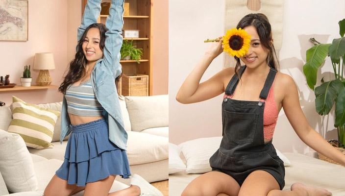 戶外運動穿搭顯瘦法丨女生內衣、瑜伽服推薦丨由XS到XXL都能穿搭出自信魅力的必備單品 啤梨型身材是很常見的身型,尤其是坐辦公室的女孩,因為長期坐著少走動,就容易形成啤梨型身材,一般上半身偏瘦,腰有曲線