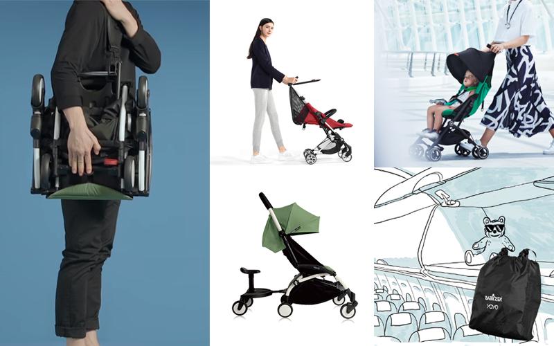 【帶得上機艙】3款旅行用嬰兒手推車大比併
