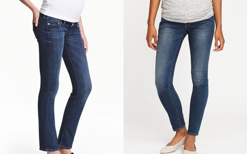 【孕媽媽FAQ】如何挑選孕婦牛仔褲?