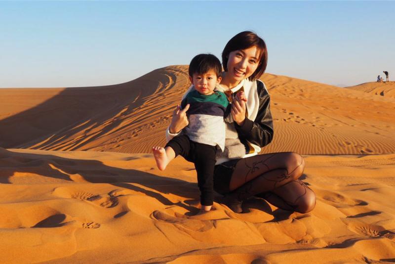 陳爽:新手媽媽母親節心曲