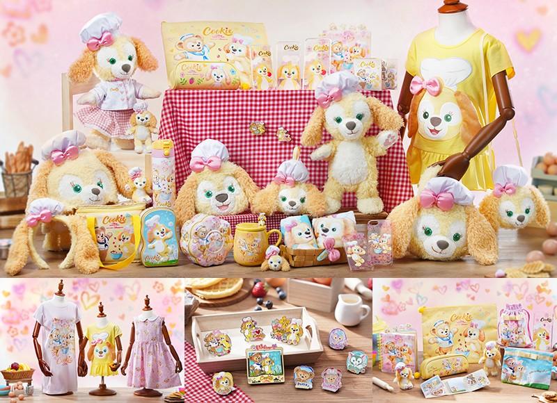 【童話式潮聖】香港迪士尼Duffy新朋友Cookie登場