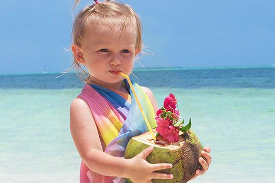 與孩子過一個歎慢板的暑假